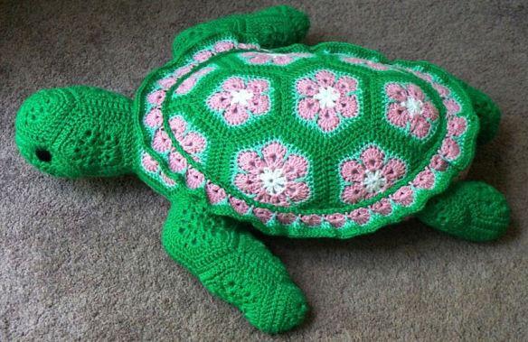 Turtle Doorstop