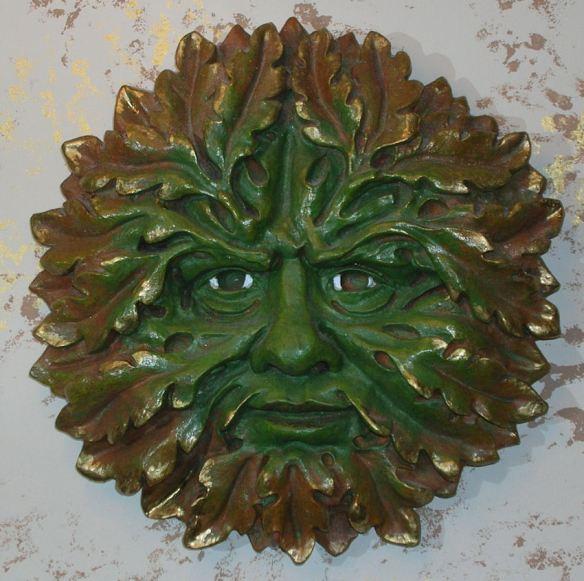 Green Man After