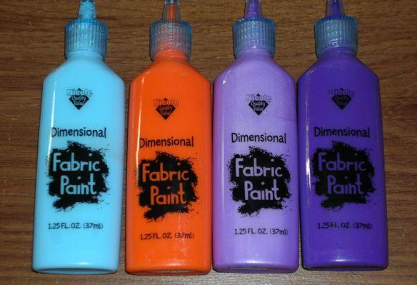 Purple 3D Paints