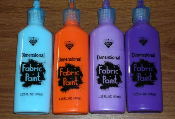 Purple 3D Paints