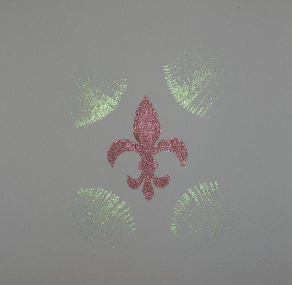 Fleur-de-lis Detail