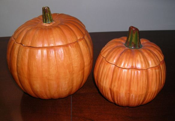 Ceramic Pumpkins