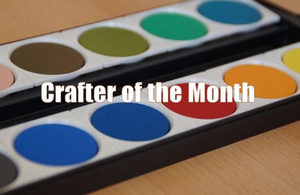 Crafter of the Month