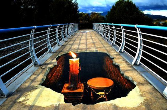 Candlelit Bridge