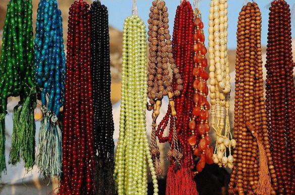 Strands of Gemstone Beads