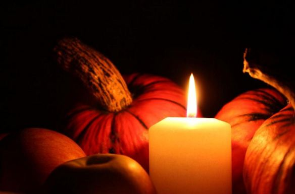 Pumpkins by Candlelight
