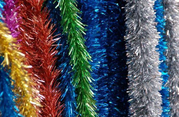 Colorful Foil Garlands