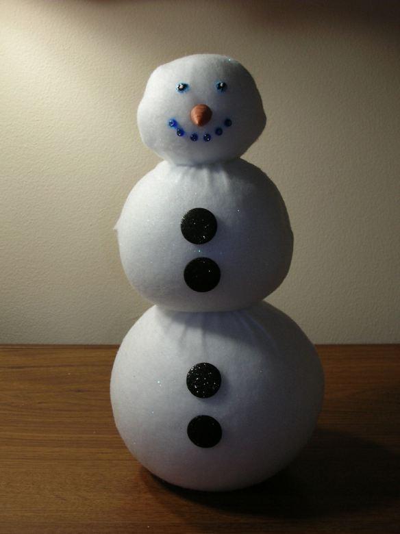 Snowman Details