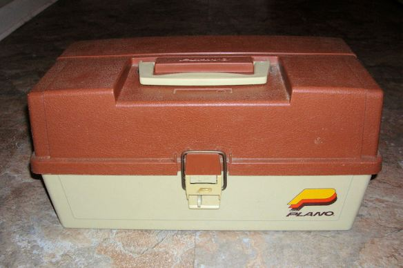 Tackle Box - Closed