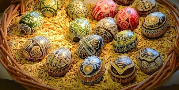 Wooden Eggs