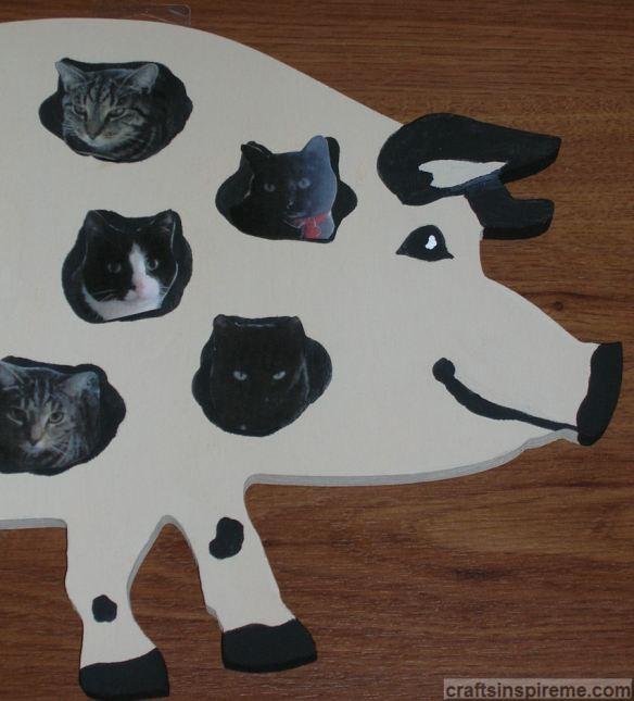 Pig Plaque Details