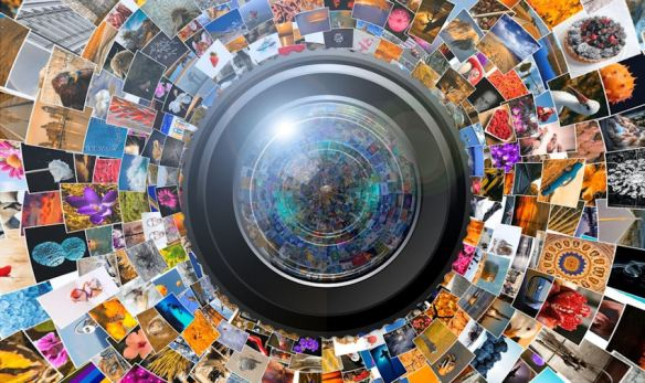 Camera Collage