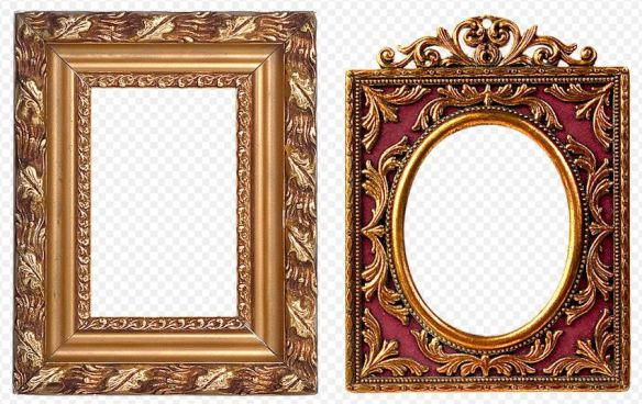 Wood & Metal Frames