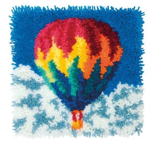 Latch Hook Balloon