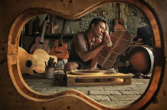 Musical Instrument Craftsman
