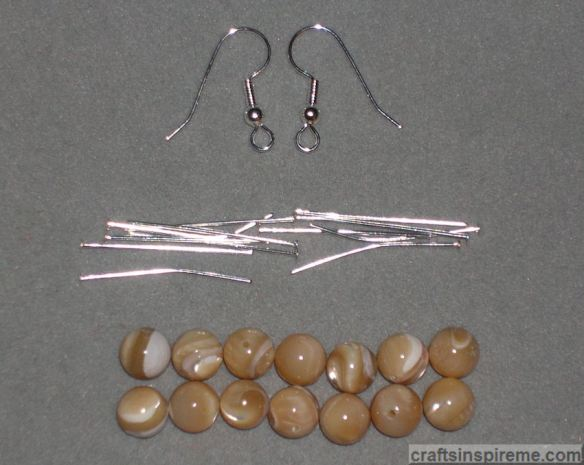 MoP Earring Supplies