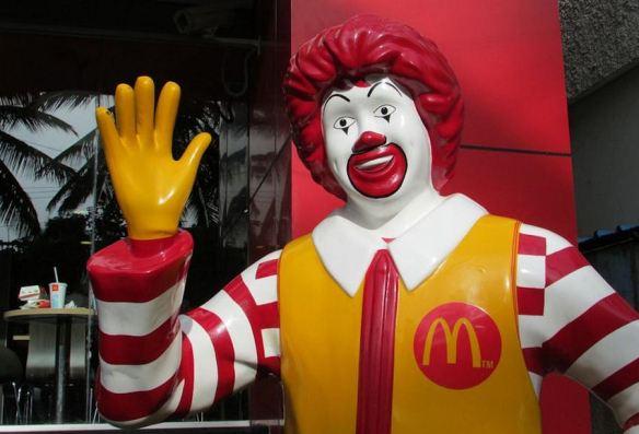 Fast Food McDonalds