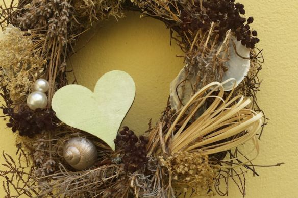 Wreath with Heart