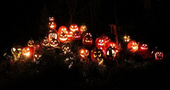 Pumpkin Happy Hour