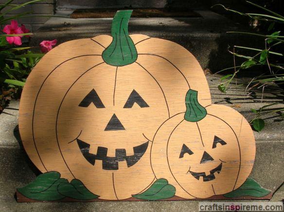 Faded Original Pumpkins