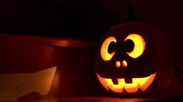 Awestruck Pumpkin