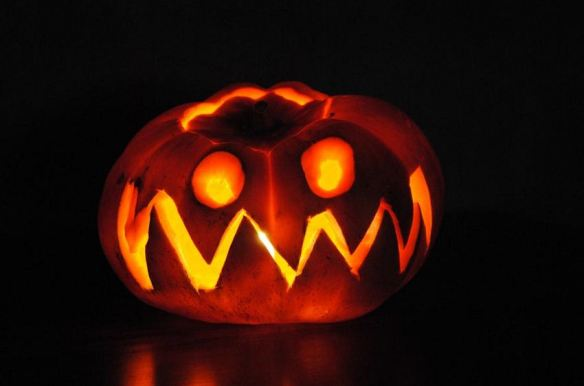 Monster Pumpkin