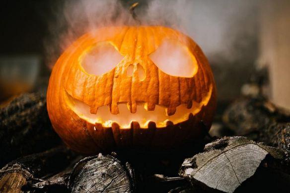 Jack Skelleton Pumpkin