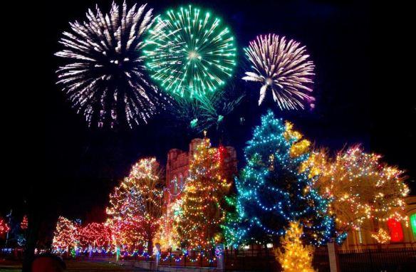 Lights & Fireworks