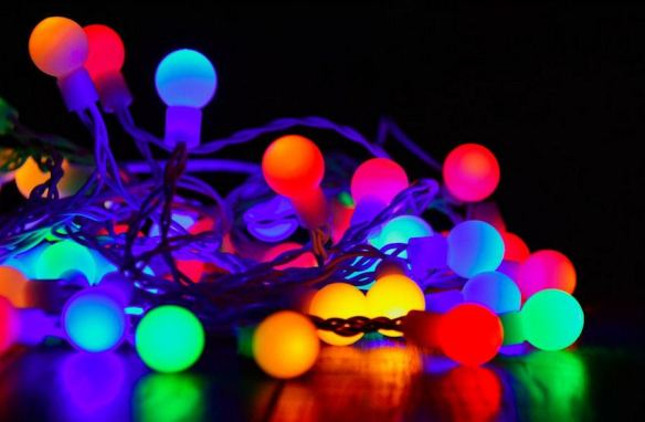 Lights Multi Color
