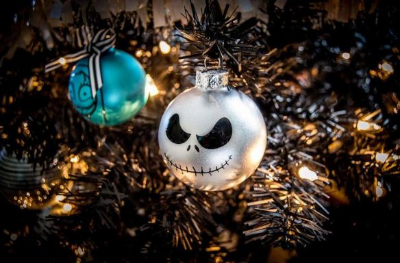Tim Burton Ornaments