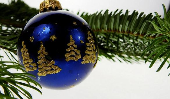 Midnight Forest Ornament