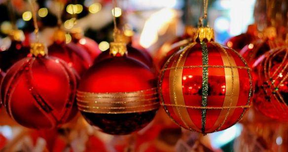 Striped & Plaid Ornaments