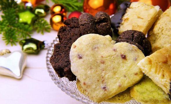 Brownies & Cinnamon Chip Cookies