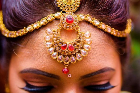 Indian Bridal Crown