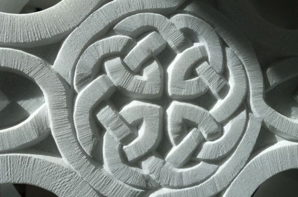 Carved Marble Knots