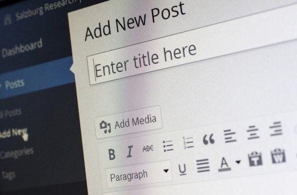 Word Press Blogging