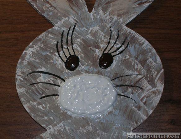 3D Bunny Face