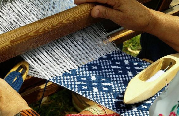 Weaving Fabric