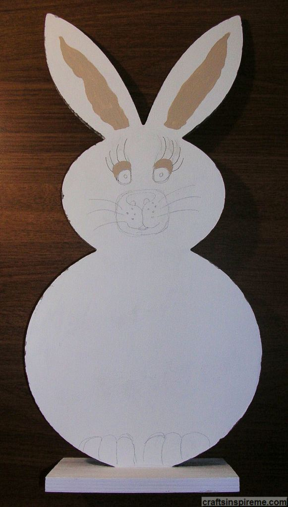 Layout Details Front Bunny