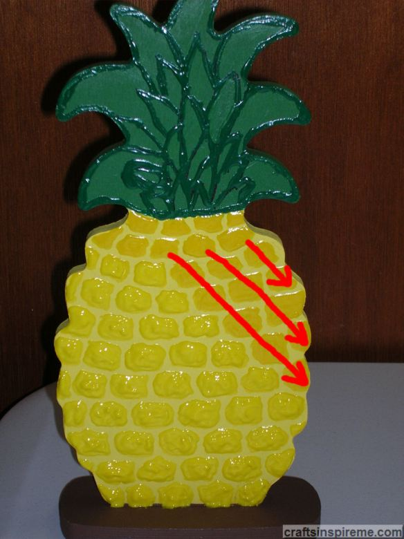 Pineapple Texture2