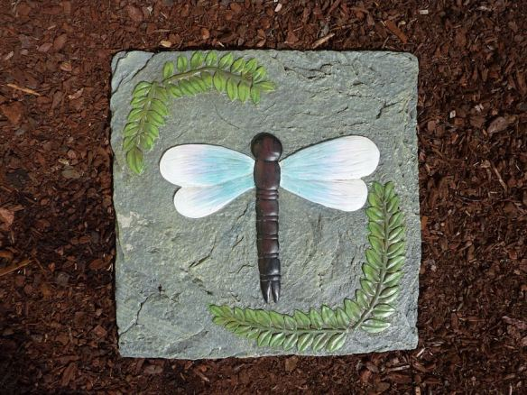 Stepping Stone Dragon Fly