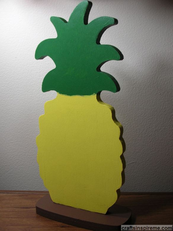 Pineapple Ptd Base Colors