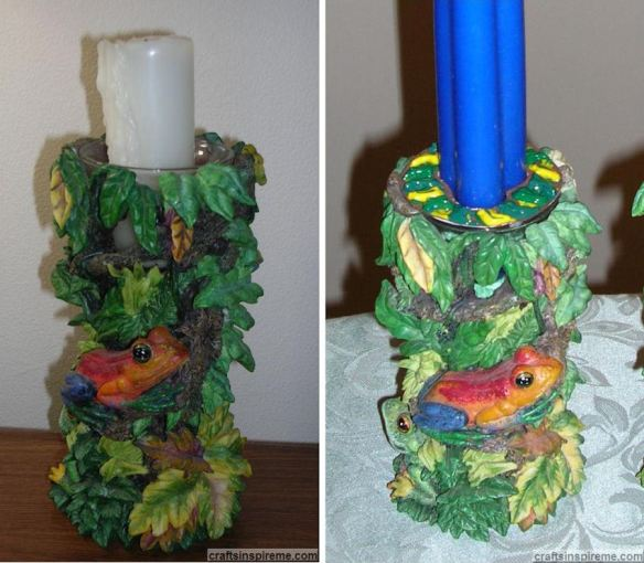 Candlestick Before & After