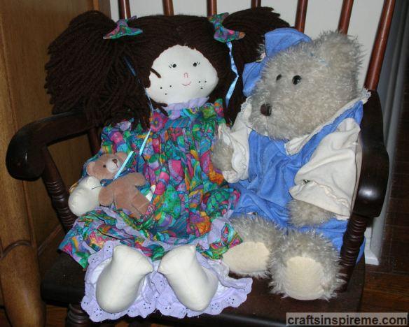 Doll & Bear