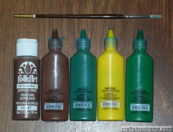 Candleholder Paints