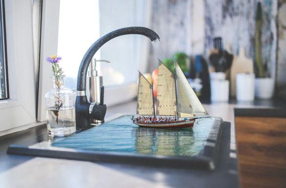 Sink Sailing