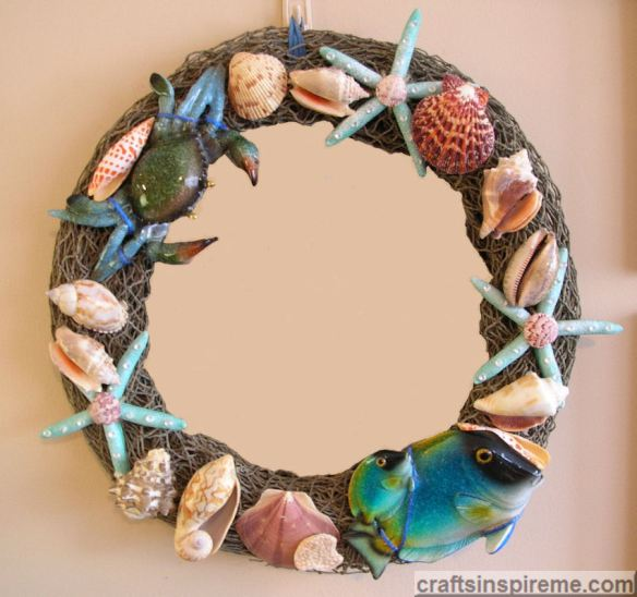 Ocean Wreath Version 1