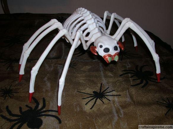 Spider Black & Copper Paint