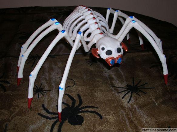 Spider Metallic Blue