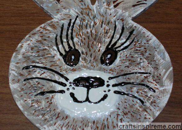 Bunny Face 3D Details
